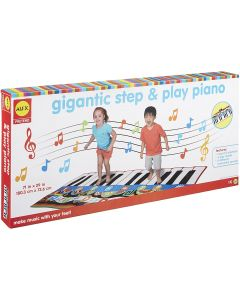 Small Image for Gigantic Step & Play Piano