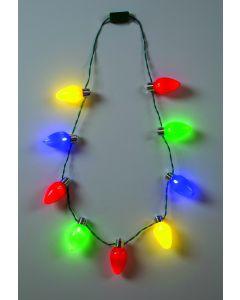Base Image for Holiday Flashing Lights Neckla