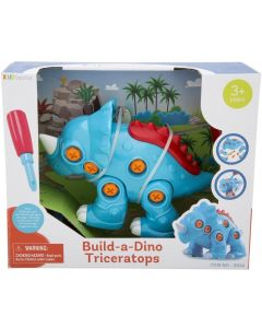 Small Image for BUILD DINO TRICERATOPS