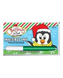 Base Image for Invisible Ink Mini Christmas A