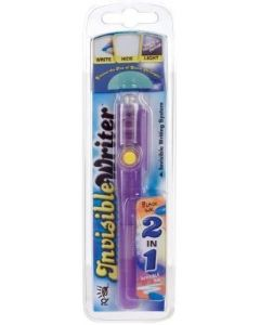Small Image for 2 IN 1 INVISIBLE WRITER PEN