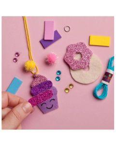 Craft Dessert Necklaces-3